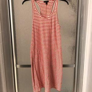 JCrew Razorback Dress